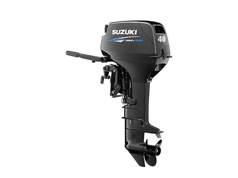 Suzuki - DT40WL